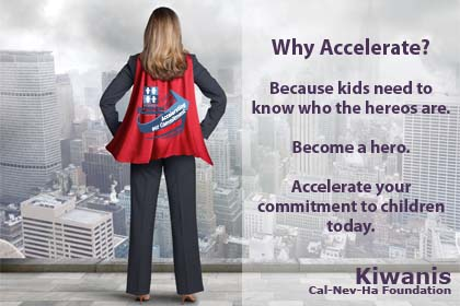 Why Accelerate